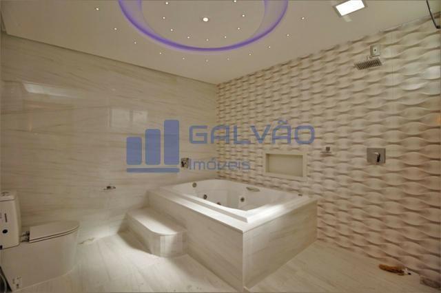 JG. Excelente / linda casa duplex no Boulevard Lagoa com 4 suítes!! - Foto 11
