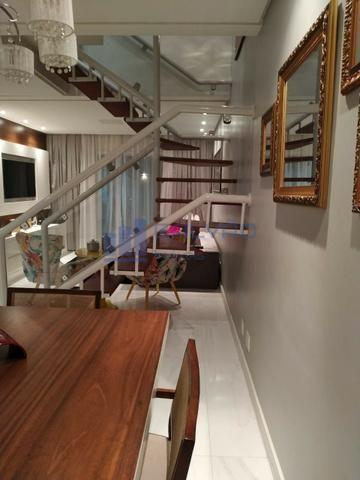 JG. Casa duplex de 3 quartos/suíte no condomínio Vila dos Pássaros, Morada de Laranjeiras - Foto 5