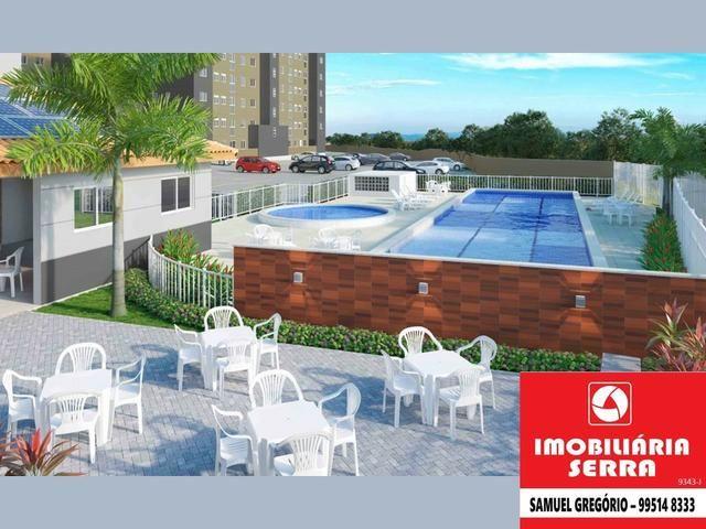 SAM 191 Apartamento 2 quartos - ITBI+RG grátis no bairro Camará - Foto 7