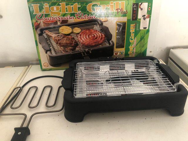 Vendo churrasqueira elétrica - Foto 3