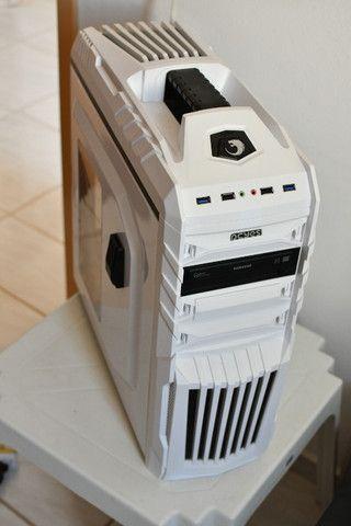 PC Top, Gabinete Gamer I3 3,1Ghz - Foto 3