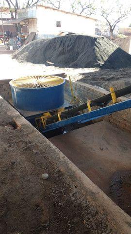 Maquina de bloco de concreto - Foto 2
