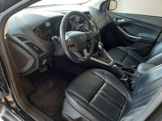 Ford Focus SE Fastback 2.0 Automático - Flex - 2017 - Foto 9