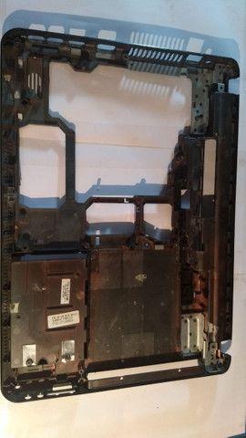 Carcaça Inferior Notebook Positivo Premium N8145 N8085 015 - Foto 4