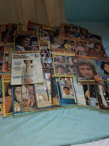 Relíquias!!! Revistas antigas