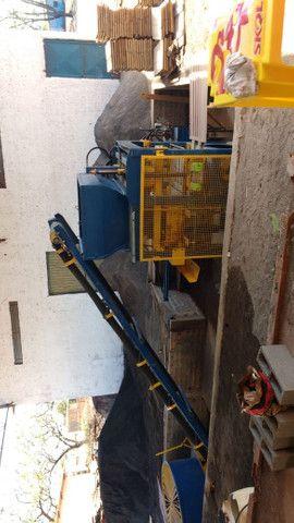Maquina de bloco de concreto - Foto 3