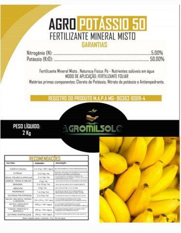 Potássio 50/ Agro café Plus