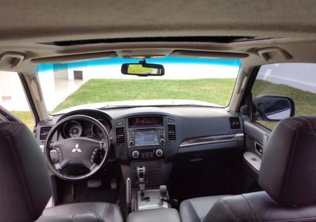 Mitsubishi Pajero Full HPE 4x4 3.2 Diesel 7 lugares - Foto 4