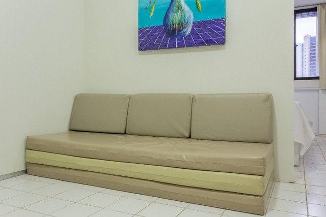 Flat 105, aluguel tem 34 metros quadrados com 1 quarto em Boa Viagem - Recife - PE - Foto 6