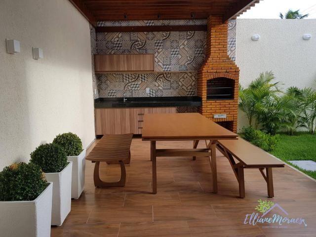 Casa à venda, 137 m² por R$ 480.000,00 - Amador - Eusébio/CE - Foto 20