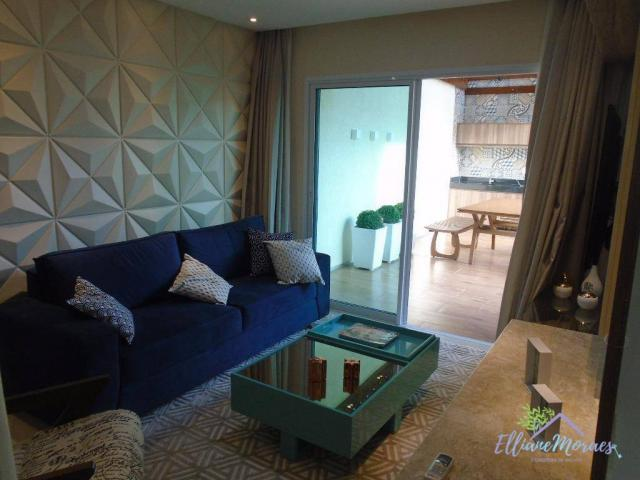 Casa à venda, 137 m² por R$ 480.000,00 - Amador - Eusébio/CE - Foto 9