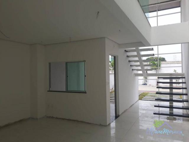 Casa à venda, 133 m² por R$ 491.700,00 - Eusébio - Eusébio/CE - Foto 3
