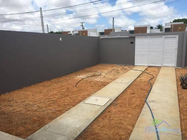 Casa à venda, 90 m² por R$ 259.000,00 - Encantada - Eusébio/CE - Foto 3