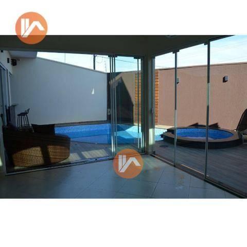 Vende-se Casa Nova Jd Ouro Verde, Ourinhos, 4 dormitórios - Foto 4