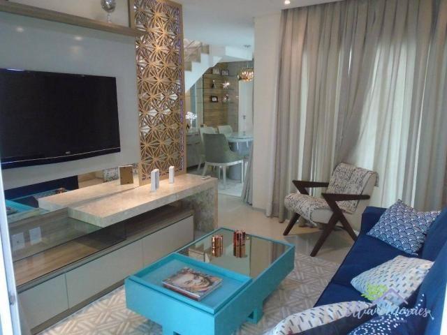 Casa à venda, 137 m² por R$ 480.000,00 - Amador - Eusébio/CE - Foto 11
