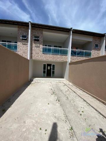 Casa à venda, 120 m² por R$ 280.000,00 - Lagoinha - Eusébio/CE