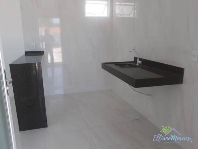 Casa com 3 dormitórios à venda, 85 m² por R$ 249.000,00 - Encantada - Eusébio/CE - Foto 7