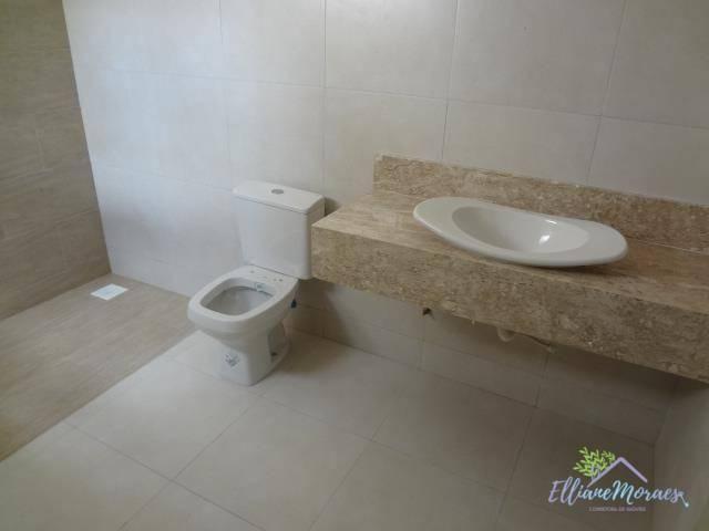 Casa à venda, 223 m² por R$ 470.000,00 - Precabura - Eusébio/CE - Foto 17