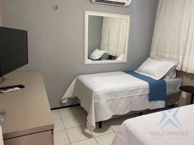 Casa com 3 dormitórios à venda, 170 m² por R$ 600.000,00 - Porto das Dunas - Aquiraz/CE - Foto 11