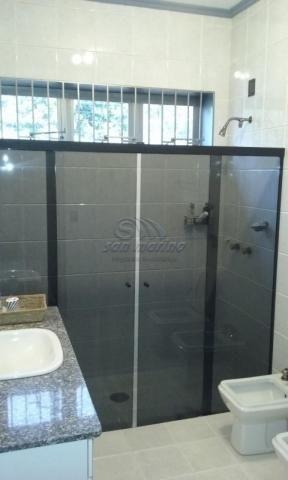 Casa à venda com 4 dormitórios em Jardim nova aparecida, Jaboticabal cod:V919 - Foto 12