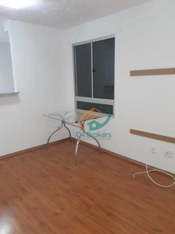 Apartamento com 2 dormitórios à venda, 44 m² por R$ 180.000,00 - Jardim Ansalca - Guarulho - Foto 4