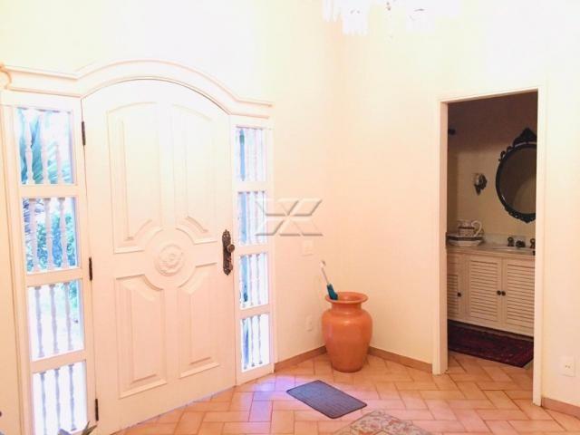 Casa à venda com 4 dormitórios em Cidade jardim, Rio claro cod:9931 - Foto 3