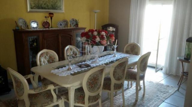 Casa à venda com 3 dormitórios em Nova jaboticabal, Jaboticabal cod:V1407 - Foto 3