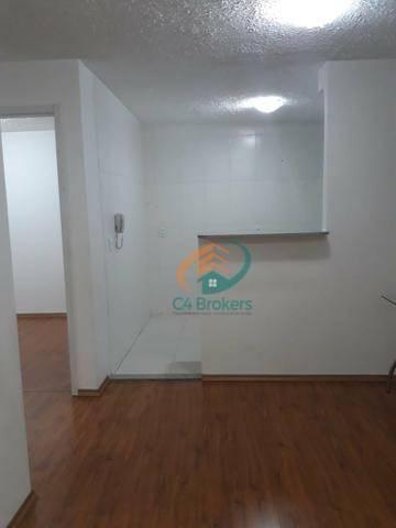 Apartamento com 2 dormitórios à venda, 44 m² por R$ 180.000,00 - Jardim Ansalca - Guarulho - Foto 2