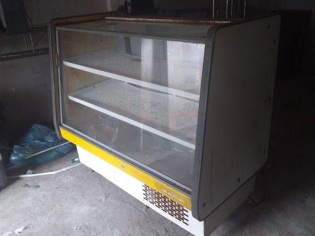 balcão refrigerado funcionando perfeito - Foto 2