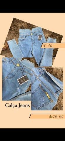 Calça jeans  - Foto 4