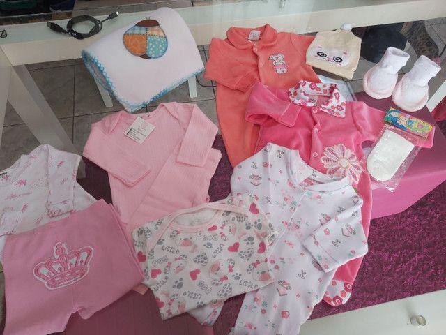 Kit bebê menina - Foto 3