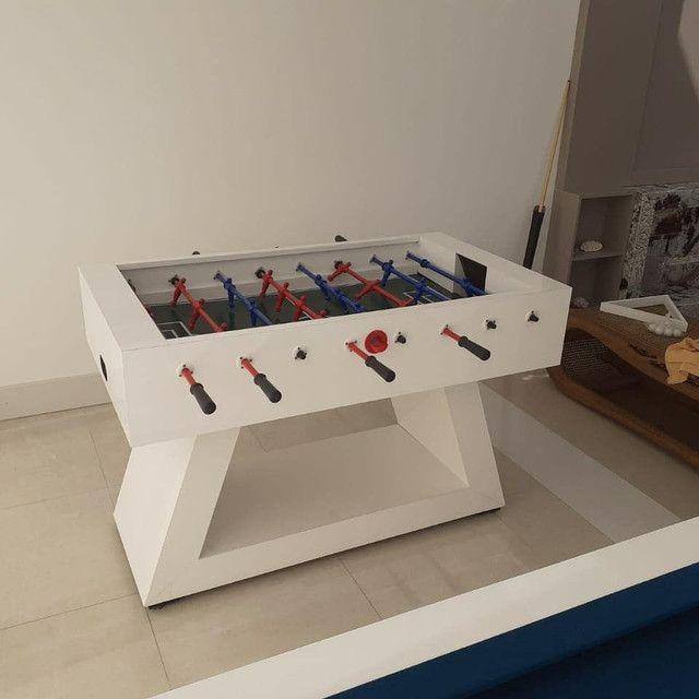 Mesas de pebolim