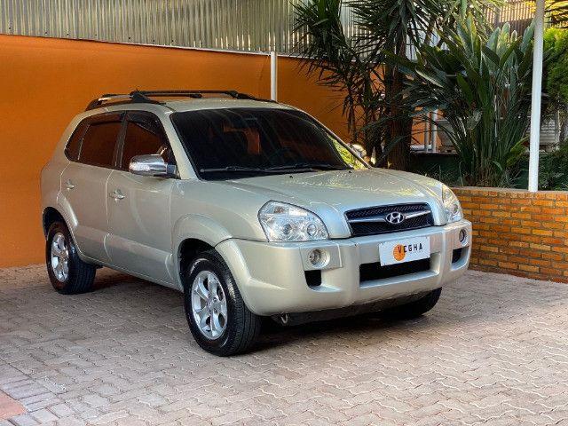Hyundai Tucson 2.0 Automático Flex 2013 GLS - Versão Top de linha, financiamos!