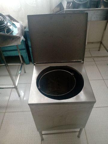 Maquina de branqueamento (casa das máquinas) - Foto 2