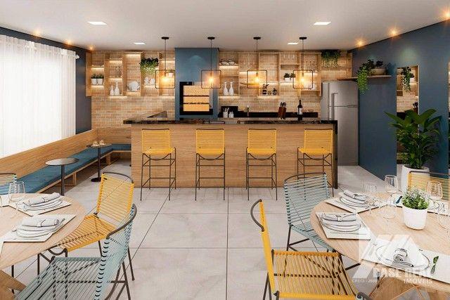 Sobrado à venda, 60 m² por R$ 169.900,00 - Jardim Carvalho - Ponta Grossa/PR - Foto 9