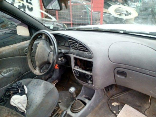 Ford Courier 1.6 flex 2010 2011 Para Retirada de Peças - Foto 4
