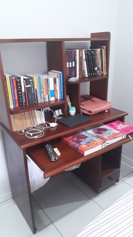 Escrivaninha tipo estante - Foto 3