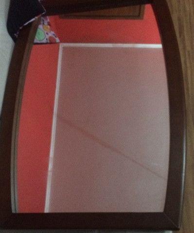 Vendo 3 quadros medios - 1 quadro em pintura grande e Espelho! - Foto 4