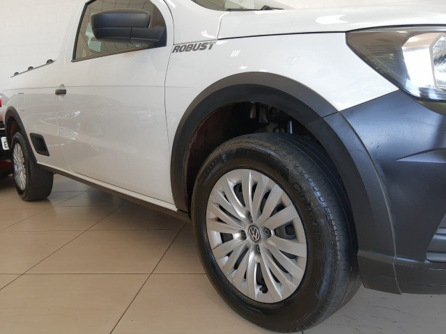 VW Volkswagen Saveiro Robust CS 1.6 8v Flex 2020 - Foto 5