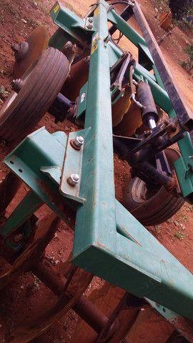 Grade aradora - Foto 4