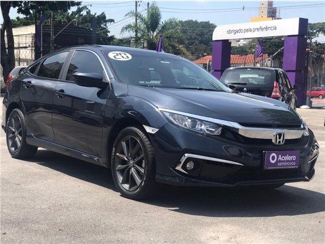 Honda Civic 2020 2.0 16v flexone ex 4p cvt - Foto 3