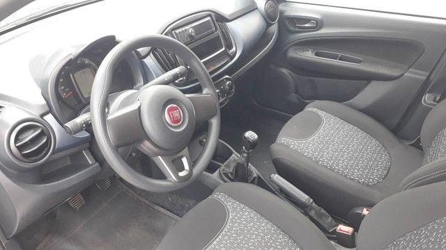 Fiat Uno 2019 completo  1.0 4 cilindros atractive  - Foto 16