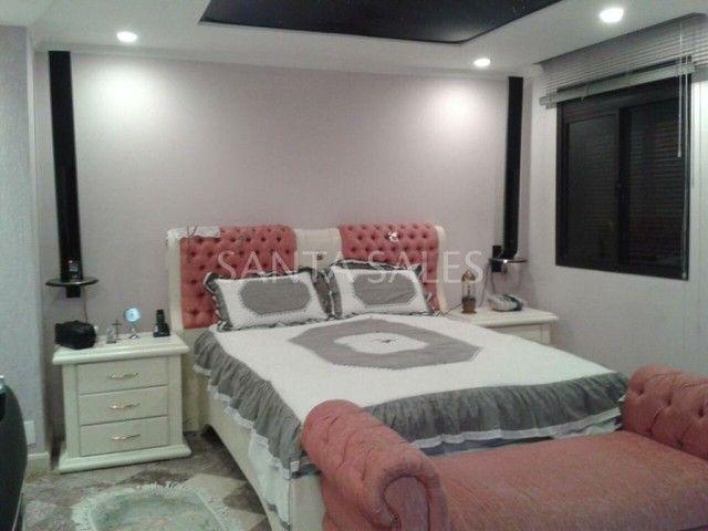 Belíssimo apartamento mobiliado para locação - 4 dormitórios - Saúde - Foto 8