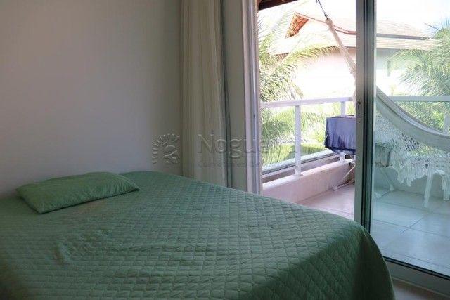 JCS51- Adquira uma das melhores casas mobiliada/beira mar de Muro Alto - Foto 6