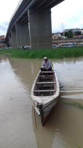 Uma canoa de 7 metro própria para corrida valo de 1500  - Foto 6