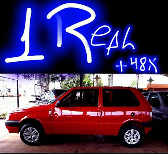 Uno Mille 2012 é na LUIZA automóveis