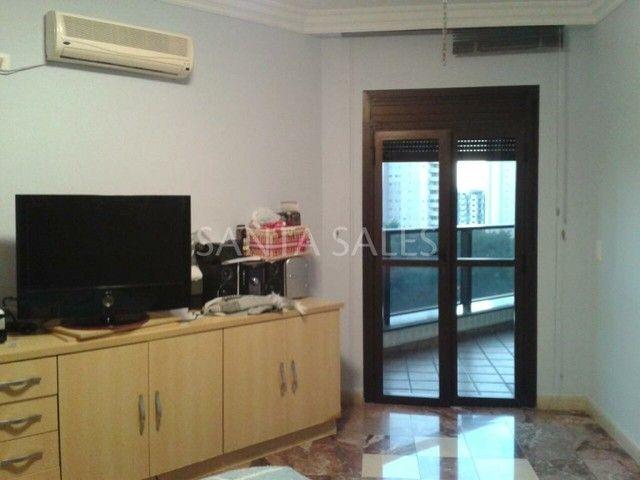 Belíssimo apartamento mobiliado para locação - 4 dormitórios - Saúde - Foto 12