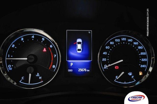 Corolla Xei 2.0 Flex Aut. **apenas 25.676 mkm** - Foto 11