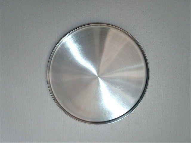 Forma de Pizza 30 cm Ironte Aluminio