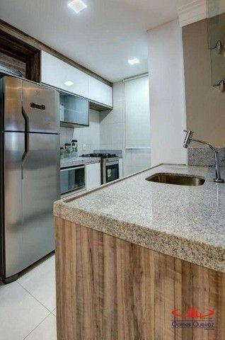 Apartamento todo MOBILIADO com 1 dormitório à venda, 39 m² por R$ 380.000 - Capuan - Cauca - Foto 20